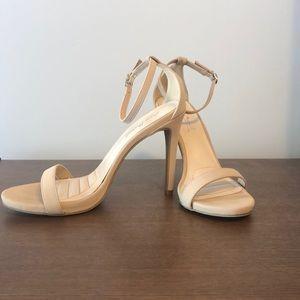 Sexy nude heels